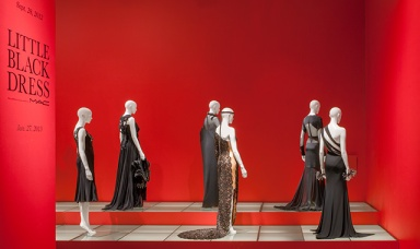 Black Dress, little black dress, chanel, yves saint laurent, andre leon talley, vogue, coco chanel, paris, savannah college of art and design, art exhibit, fashion, dresses, prada, marc jacobs