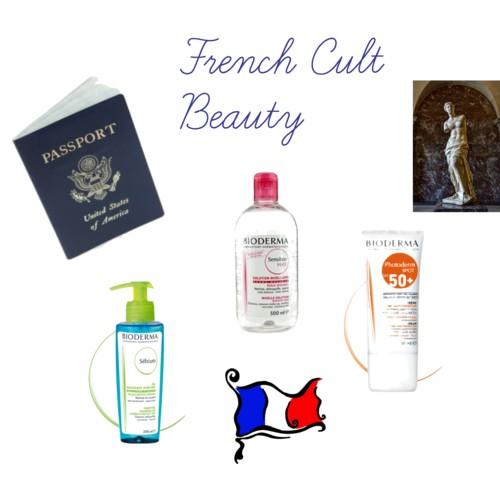 French Cult Beauty with Bioderm, beauty, travel, France, acne, amazon, baby, skincare, beauty, Bioderma, dry skin, french beauty, suncare, travel, tan, France, sunscreens, pore refiners, South America, Colombia, passport, USA, Venus de Milo, the Louvre