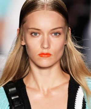 #NYFW, #spring, #springtrends, beauty trends, brazil, brazil world cup, bright colors, cosmetics, Dennis Basso, DKNY, gucci westman, lipgloss, Lipliner, ipstick, matte lipstick, mercedes benz new york fashion week, New York Fashion Week, Prabal Gurung, Rag and Bone, revlon, spring makeup, Spring trends, spring2014, world cup