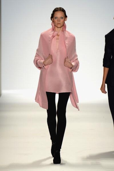 Zang Toi - Runway - Mercedes-Benz Fashion Week Spring 2014